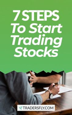 Follow these 7 steps to start trading stock and earn money! Stock Market Investing, Investing In Stocks, Make More Money, Earn Money, Stock Market Basics, Dividend Stocks, Stock Charts, Knowledge And Wisdom, Educational Videos