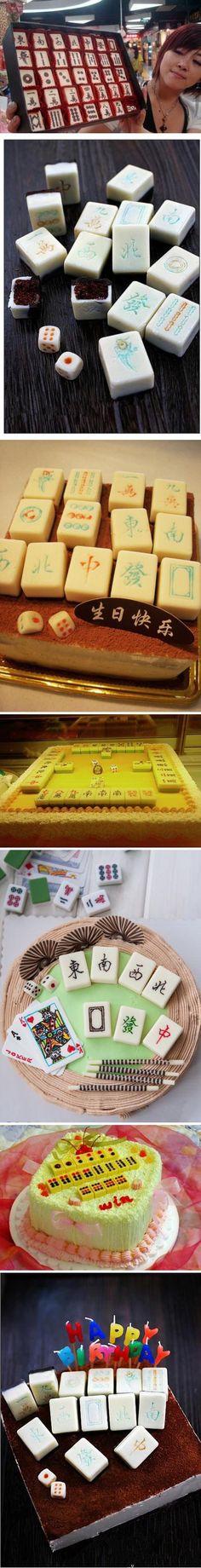 MJ cakes