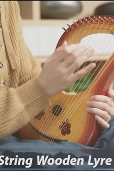 Lyre Harp with Tone WrenchLyre Musical Instrument Lightweight Professional Entertainment Harp. Music And The Brain, Sound Of Music, Good Music, Music Video Song, Cool Music Videos, Music Tabs, Disney Movies To Watch, Funny Baby Memes, Harp