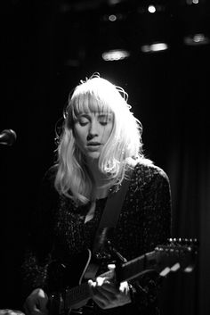 Jenn Wasner of Wye Oak
