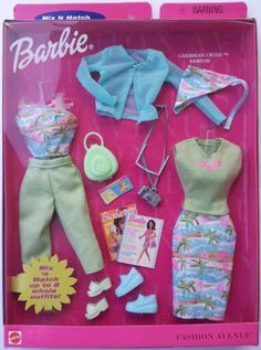 Fashion Avenue: Barbie Caribbean Cruise Fashion Barbie http://www.amazon.com/dp/B00HI377E4/ref=cm_sw_r_pi_dp_cNvXtb14QX5DS4HV
