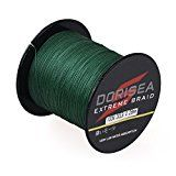 Dorisea Extreme Braid Pe Moss Green Braided Fishing Line Test Fishing Wire Fishing String Incredible Superline Zero Stretch Fishing Line, Sea Fishing, Fishing Reels, Fishing Tackle, Casting Rod, Rod And Reel, Braids, It Cast, The Incredibles