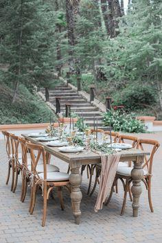 Photography : McCune Photography Read More on SMP: http://www.stylemepretty.com/california-weddings/silverado/2015/11/07/fall-wedding-inspiration-at-rancho-las-lomas/