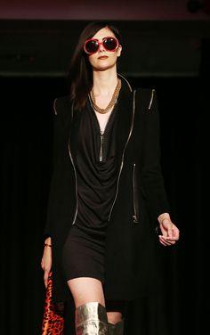 Zip Dress   The Design Centre   Dublin Fashion Festival 2013