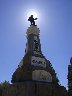 California Landmarks - El Dorado County - Coloma - Marshall Gold Discovery State Historic Park