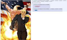 Donald's Bizarre Adventure : 4chan