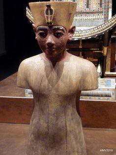 Tutankhamon, exposición la tumba y sus tesoros (Reproducción exacta de lo encontrado en la tumba de Tutankhamon por Carter y Carnarvon)