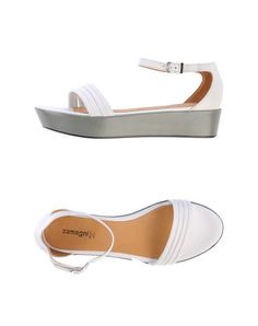 I found this great ZAMAGNI Sandals on yoox.com. Click on the image above to get a coupon code for Free Standard Shipping on your next order. #yoox Flats, Sandals, Wedding Stuff, Coupon, Free, Image, Shoes, Fashion, Loafers & Slip Ons