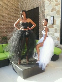 Crystal La'Shay Designs Tulle, Crystals, Formal Dresses, Skirts, Tips, Outfits, Design, Fashion, Outfit