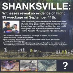 Removing The Shackles: NOT Conspiracy- Facts of 9/11.