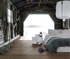 Interior Stylist: Lotta Agaton // Photographer: Pia Ulin for Residence Magazine Interior Exterior, Interior Architecture, Interior Design, Interior Stylist, Unique Architecture, Interior Modern, Interior Decorating, Summer Bedroom, Home Bedroom