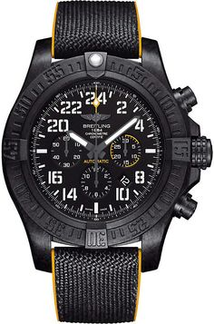 Discover a large selection of Breitling Avenger Hurricane watches on - the worldwide marketplace for luxury watches. Compare all Breitling Avenger Hurricane watches ✓ Buy safely & securely ✓ Breitling Superocean Heritage, Breitling Navitimer, Breitling Watches, Breitling Chronograph, Amazing Watches, Beautiful Watches, Cool Watches, Watches For Men, Breitling Avenger