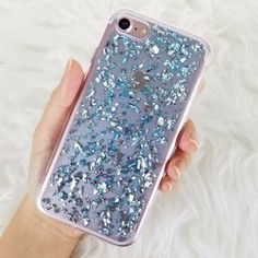 Iphone Blue Glitter Foil Case - Iphone Plus Glitter Case - Iphone Plus Glitter Case ideas - Iphone Blue Glitter Foil Case Iphone 6 Cases, Iphone 6 Plus Case, Cute Phone Cases, Phone Covers, Coque Iphone 5c, Iphone Phone, Free Iphone, Glitter Iphone 6 Case, Accessoires Iphone