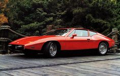 1983 Pegaso American Dual Turbo Prototype