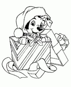 Dalmations Dogs Coloring Pages Printable