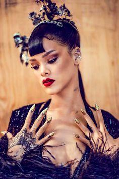 Rihanna Bizarre china