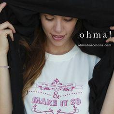 Camiseta ahora a 11,95€ Entra en www.ohmabarcelona.com #ropapremama #ropaparaembarazadas #modapremama #modaparaembarazadas #embarazo #embarazada #pregnant #pregnantcy #maternitywear #maternitystyle #ohmabarcelona #rebajas #sales
