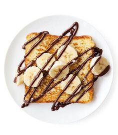 #banana #chocolate