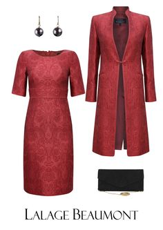 coat for dress Posh Dresses, High Fashion Dresses, Royal Dresses, Fashion Outfits, Fashion Coat, Elegant Outfit, Elegant Dresses, Nice Dresses, Mother Of Bride Outfits
