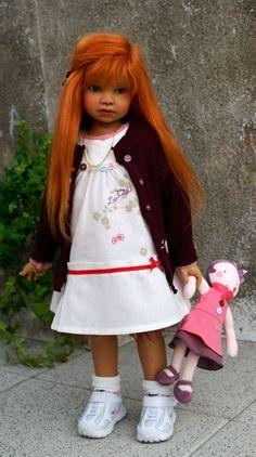 Alena - Angela Sutter Doll