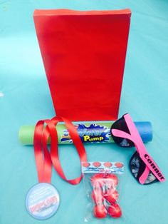 Wipeout Party Favor Ideas and Tons of Other Party Prep Ideas