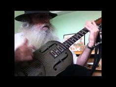 Guitar Lesson - Slide Guitar Lesson in Open G. Mannish Boy. - YouTube