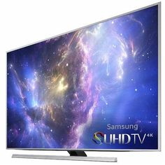 This samsung smart tv is really crystal clear.
