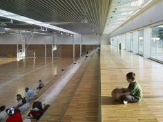 Centro esportivo Arteixo / Jose Ramon Garitaonaindia de Vera