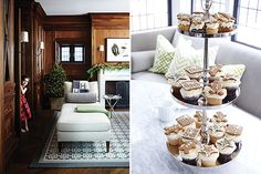 Try these tips for a sophisticated take on holiday decor.