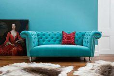 Chesterfield: conocé la historia del sofá más vendido  El legendario Chesterfield tiene diversas versiones.