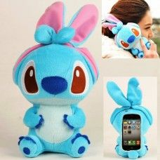iDoll Plush Phone Cover: Stitch (Samsung Galaxy Note 2, S3 & iPhone 5)