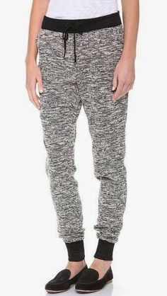 Fake It Til Ya Make It: Rag and Bone Easy Sweatpants