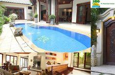Emerald Villas, Hotel in Bali Bali, Villas, Outdoor Decor, Home Decor, Indonesia, Travel Destinations, Viajes, Decoration Home, Room Decor