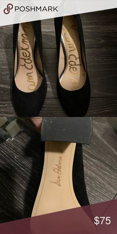 Sam Edelman pumps Worn once Sam Edelman Shoes Heels Shoes Heels, Pumps, Edelman Shoes, Peep Toe, Womens Fashion, Closet, Things To Sell, Style, Swag