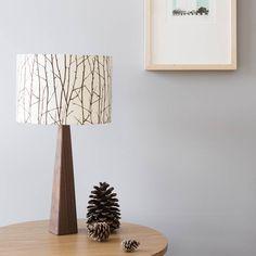 Woodland Lamp And Shade
