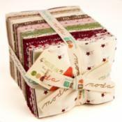 Mistletoe Lane fabric line is available now