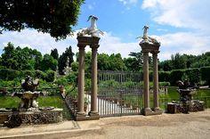 Florence, Boboli Garden