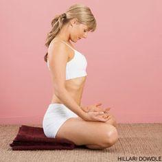 Net-Bearer Bond | Yoga Poses | Yoga Journal