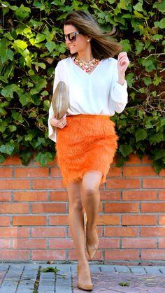 Fashion and Style Blog / Blog de Moda . Post: Looking forward to spring / Con ganas de primavera .See more/ Más fotos en : http://www.ohmylooks.com/?p=11720 by Silvia