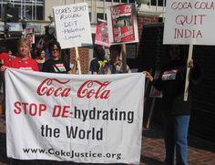 IMC India - International campaign against Killer Coke intensifies