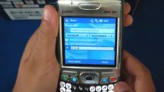 Overview: The first Palm Treo to use the Windows Mobile platform, the is a workhorse. With generous QWERTY buttons, excellent call quality, easy texting,… Palm Treo, Verizon Phones, Great Speakers, Used Cell Phones, Keyboard, Texting, Lightning, Microsoft, Bluetooth
