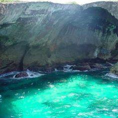 Cueva del indio en Arecibo PR.