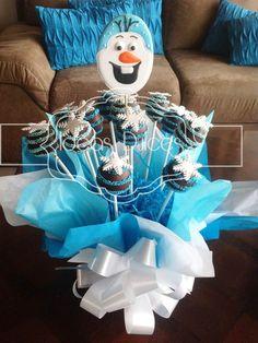 ideas sobre Frozen Cake Pops en Pinterest | Tarta Helada, Tarta Frozen ...