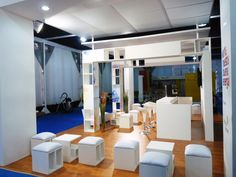 Sala Vip, Conference Room, Loft, Bed, Table, Furniture, Design, Home Decor, Decoration Home