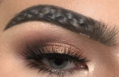 'Braided' eyebrows are the latest absurd beauty trend that truly anyone can try - AOL Lifestyle