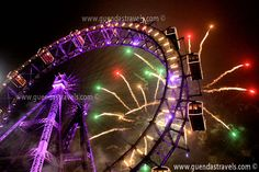 IMG_0021 Vienna, Ferris Wheel, Fair Grounds, Travel, Viajes, Destinations, Traveling, Trips