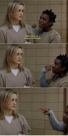 Orange in the New Black