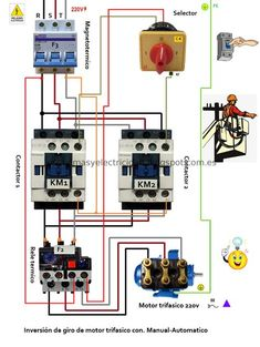 Electrical Symbols, Electrical Projects, Electrical Installation, Electrical Engineering, Electronics Basics, Electronics Projects, Ac Capacitor, Off Grid System, Electrical Circuit Diagram
