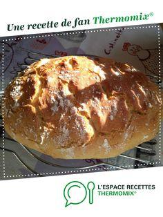 Pain Thermomix, Croissants, Bagels, Bread, Fan, Table, Brioche Bread, Interesting Recipes, Pastries