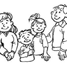 Image Result For Family Clipart Black And White Clip Art Family Clipart Clipart Black And White